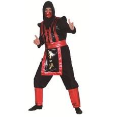 Chinese Ninja kostuum man