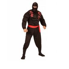 Ninja spieren pak kind