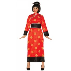 Chinese dame kimono
