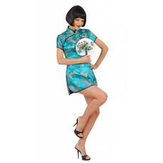 Sexy Miss Wong jurk
