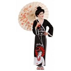 Geisha kostuum kind