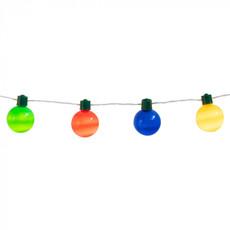Led-lichtslinger Partylampjes mixkleur (1,4m)
