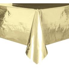 Tafelkleed Folie Goud - 137 x 274cm