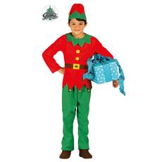 Sprookjes Kerst Elfen Kostuum Kind