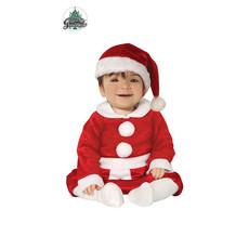 Baby Kerstman Jurkje