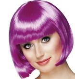 Pruik bobline new look Ice Purple