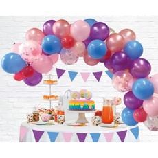 Luxe Ballon Decoratie Set Pastel beauty