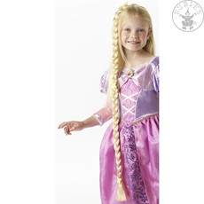 Vlecht Rapunzel junior 90 cm synthetisch blond