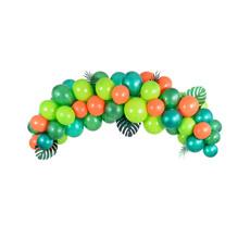 Tropische Ballonnenboog Set (2m)
