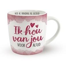 Ik Hou Van Jou Mok