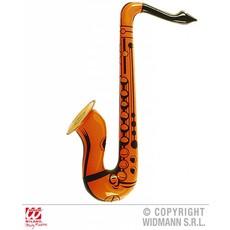 Opblaasbare Saxofoon oranje