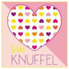 Valentijnskaart Dikke Knuffel