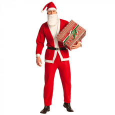 Kerstmanpak promo