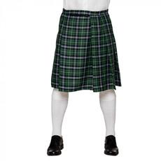 Schotse groene kilt