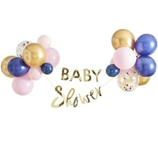 Luxe Baby Shower Decoratie Set