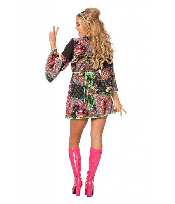 Hippie jurkje + hoofdband