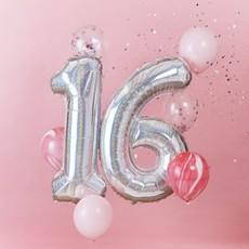 Luxe Ballon Bundel 16 Jaar