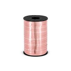 Cadeaulint Rose Goud Metallic 225m x 5mm
