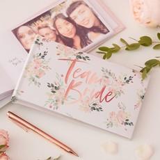 """Vrijgezellenfeest Fotoalbum """"Team Bride"""""""
