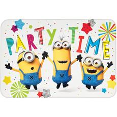 Uitnodigingen Minions Party (8st)