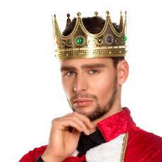 Koningskroon goud in blister