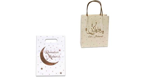 Eid Mubarak Cadeau zakjes