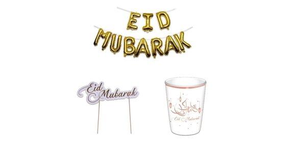 Eid Mubarak - Ramadan Versiering