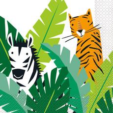Servetten Safari Jungle (16st)