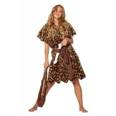 Holbewoonster verkleedkleding vrouw