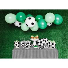 Decoratieset Voetbal Luxe