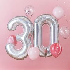 Luxe Ballon Bundel 30 Jaar