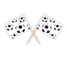 Set 24 Vlagprikkers Voetbal