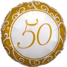 50 jaar jubileum ballon