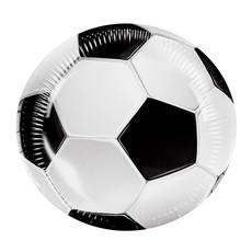 Feestbordjes Voetbal (6st)