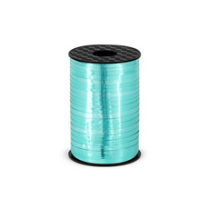Cadeaulint Turquoise Metallic 225m x 5mm