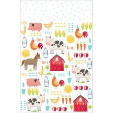Boerderij Tafelkleed Happy Farm 137x243cm