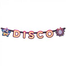 Letterslinger Disco (120cm)