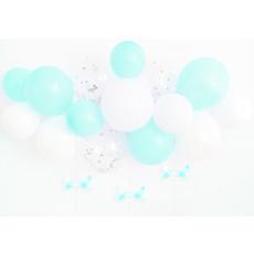 Ballonnenboog Set Lichtblauw (15st)