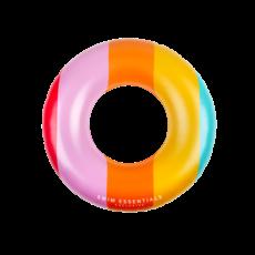 Zwemband Regenboog (90cm)