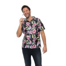 Hawaii Blouse Zwart Peke