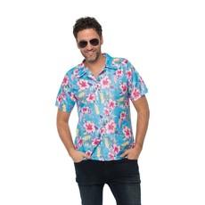 Hawaii Blouse Blauw Kai