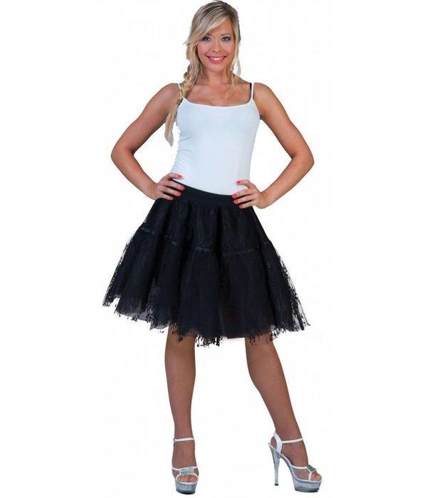 491a8ebc9e8a06 Petticoat Zwart Deluxe Petticoat Zwart Deluxe ...