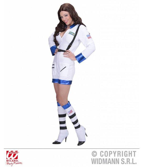 Sexy Astronautenpakje vrouw