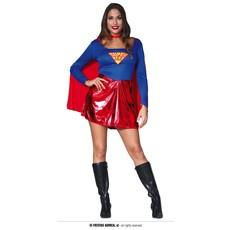 Superhero kostuum dame