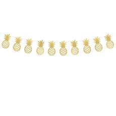 Ananas Slinger Aloha Metallic goud