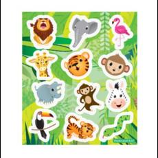 Jungle Stickervel (10x11cm)