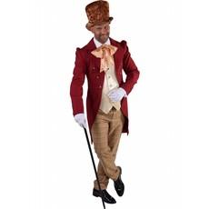 Victoriaanse heer kostuum elite