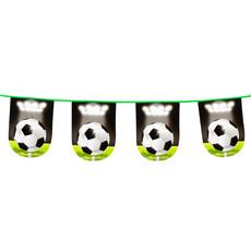 Vlaggenlijn Voetbal Thema (6m)