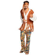 Hippiekleding: Hippie kostuum Starbright