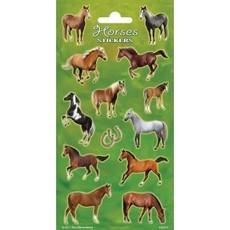Stickervel Paarden Set Pony